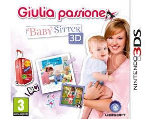 GIULIA PASSIONE BABY SITTER 3D SIMULAZIONE - NINTENDO 3DS