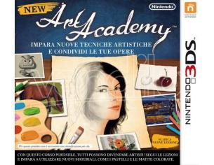 NEW ART ACADEMY EDUCATIVO - NINTENDO 3DS