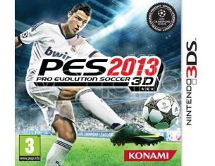 PRO EVOLUTION SOCCER 2013 SPORTIVO - NINTENDO 3DS