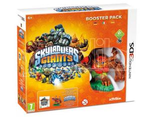 SKYLANDERS GIANTS BOOSTER EXPANSION PACK AVVENTURA - NINTENDO 3DS