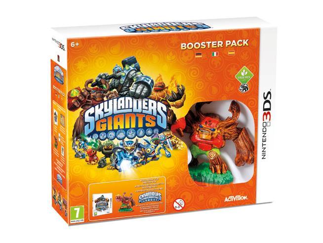 SKYLANDERS GIANTS BOOSTER EXPANSION PACK AVVENTURA - NINTENDO 3DS