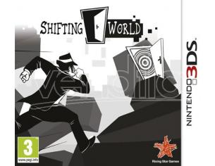 SHIFTING WORLDS PUZZLE - NINTENDO 3DS