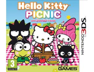HELLO KITTY PICNIC SIMULAZIONE - NINTENDO 3DS