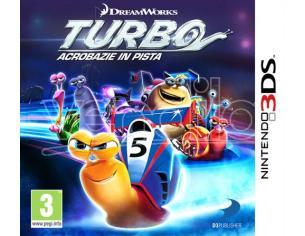TURBO: ACROBAZIE IN PISTA AZIONE - NINTENDO 3DS