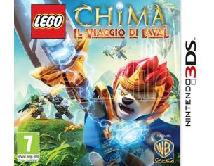 LEGO LEGENDS OF CHIMA AVVENTURA - NINTENDO 3DS