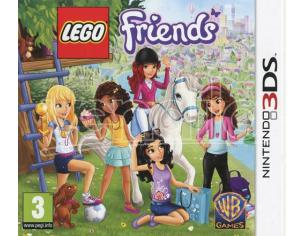 LEGO FRIENDS SIMULAZIONE - NINTENDO 3DS