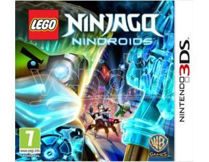 LEGO NINJAGO: NINDROIDS AZIONE AVVENTURA - NINTENDO 3DS