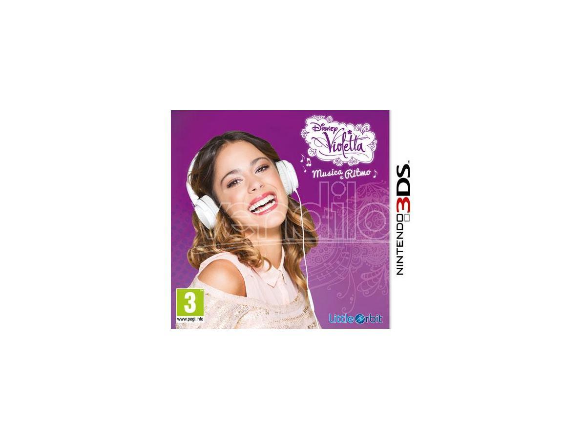VIOLETTA: MUSICA E RITMO MUSICALE - NINTENDO 3DS