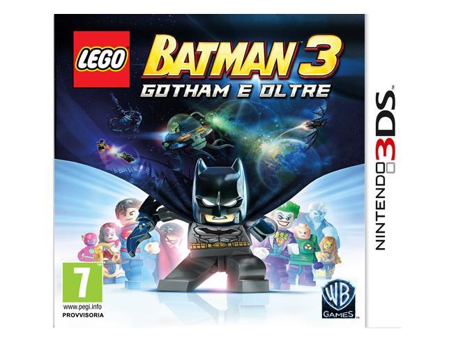 LEGO BATMAN 3 - GOTHAM E OLTRE AZIONE AVVENTURA NINTENDO 3DS