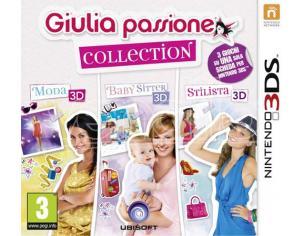 GIULIA COLL. MODA+BABY SITTER+STILISTA SIMULAZIONE - NINTENDO 3DS