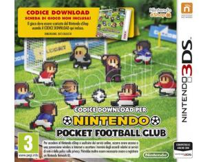POCKET FOOTBALL CLUB (DL) SIMULAZIONE - NINTENDO 3DS