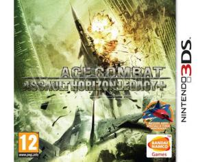 ACE COMBAT ASSAULT HORIZON LEGACY PLUS SIMULAZIONE - NINTENDO 3DS