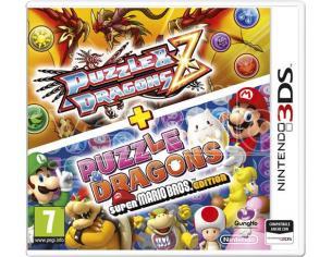 PUZZLE & DRAGONS Z: SUPER MARIO BROS ROMPICAPO - NINTENDO 3DS