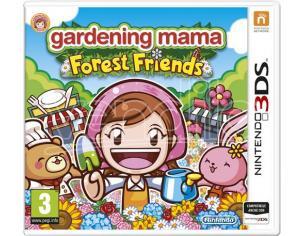 GARDENING MAMA FOREST FRIENDS SIMULAZIONE - NINTENDO 3DS