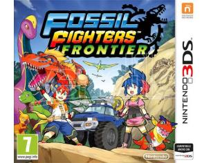 FOSSIL FIGHTERS FRONTIER GIOCO DI RUOLO (RPG) - NINTENDO 3DS