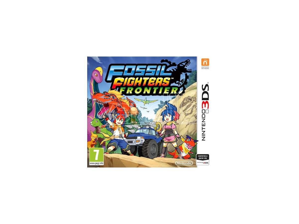 FOSSIL FIGHTERS FRONTIER GIOCO DI RUOLO (RPG) - NINTENDO 3DS