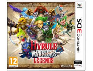 HYRULE WARRIORS LEGENDS AZIONE - NINTENDO 3DS