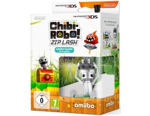CHIBI-ROBO! + AMIIBO PLATFORM - NINTENDO 3DS