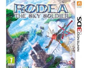 RODEA THE SKY SOLDIER AZIONE AVVENTURA - NINTENDO 3DS