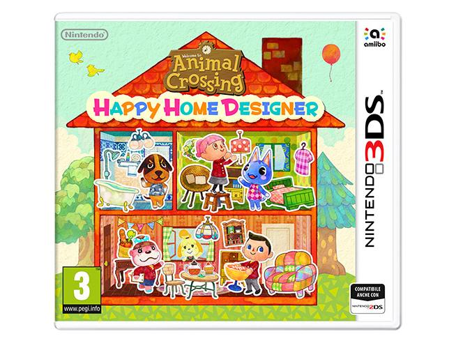 ANIMAL CROSSING: HAPPY HOME DESIGNER SIMULAZIONE - NINTENDO 3DS