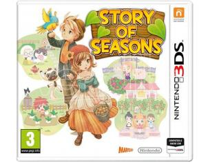 STORY OF SEASONS SIMULAZIONE - NINTENDO 3DS