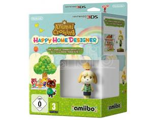 ANIMAL CROSSING: HAPPY HOME DES.+ AMIIBO SIMULAZIONE - NINTENDO 3DS