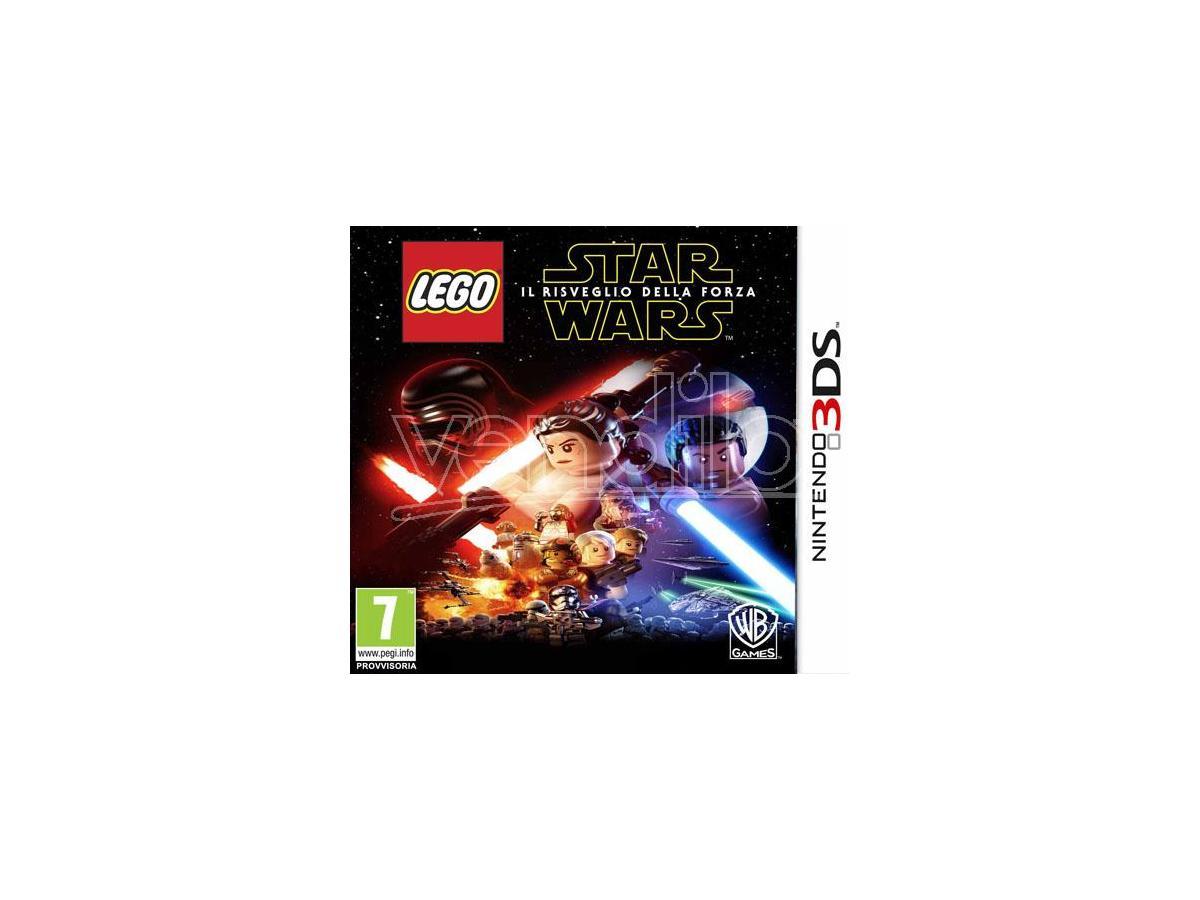 LEGO STAR WARS:IL RISVEGLIO DELLA FORZA AZIONE AVVENTURA - NINTENDO 3DS