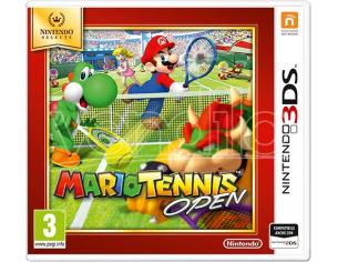 MARIO TENNIS OPEN SELECT SPORTIVO - NINTENDO 3DS