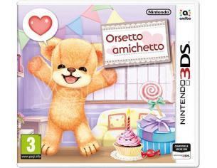 ORSETTO AMICHETTO SIMULAZIONE - NINTENDO 3DS