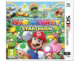 MARIO PARTY STAR RUSH GAME - NINTENDO 3DS