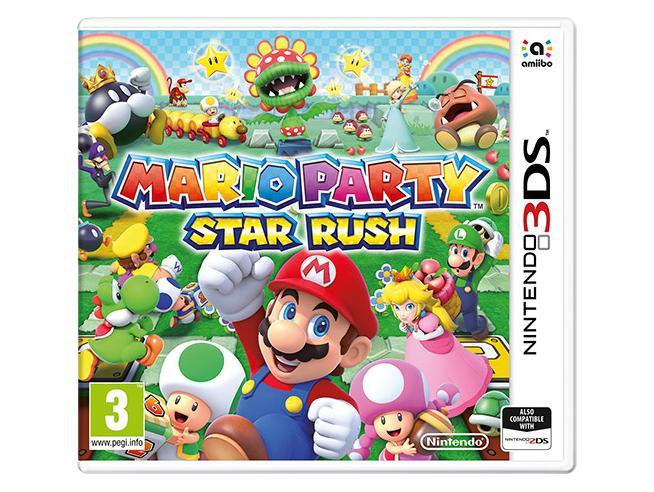 MARIO PARTY STAR RUSH GAME - NINTENDO 3DS