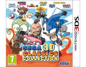 SEGA 3D CLASSICS COLLECTION AZIONE - NINTENDO 3DS