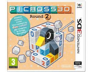 PICROSS 3D ROUND 2 ROMPICAPO - NINTENDO 3DS