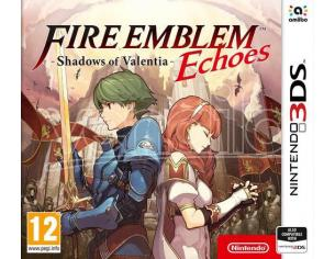 FIRE EMBLEM ECHOES: SHADOWS OF VALENTIA GIOCO DI RUOLO (RPG) - NINTENDO 3DS