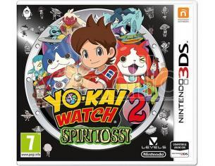 YO-KAI WATCH 2: SPIRITOSSI GIOCO DI RUOLO (RPG) - NINTENDO 3DS