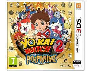 YO-KAI WATCH 2: POLPANIME GIOCO DI RUOLO (RPG) - NINTENDO 3DS