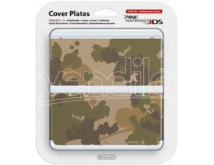 NINTENDO NEW 3DS COVER MIMETICA CUSTODIE/PROTEZIONE