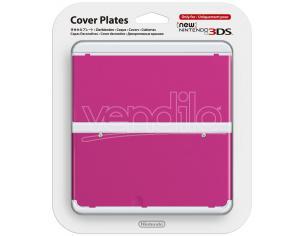 NINTENDO NEW 3DS COVER FUCSIA CUSTODIE/PROTEZIONE