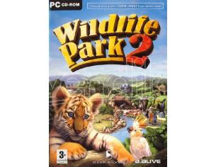 WILDLIFE PARK 2 (ITA) SIMULAZIONE - GIOCHI PC