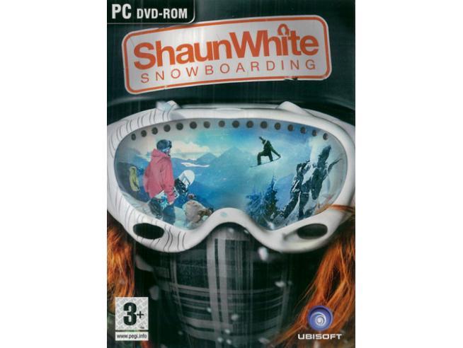 SHAUN WHITE SNOWBOARDING SPORTIVO - GIOCHI PC