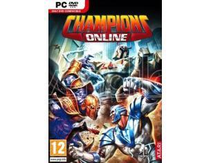 CHAMPIONS ONLINE GIOCO DI RUOLO (RPG) - GIOCHI PC