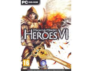 MIGHT & MAGIC: HEROES 6 STRATEGICO - GIOCHI PC