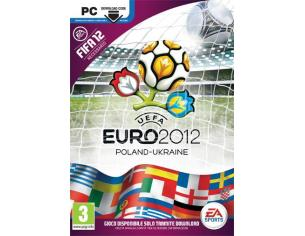 FIFA EURO 2012 (EXPANSION PACK) SPORTIVO - GIOCHI PC