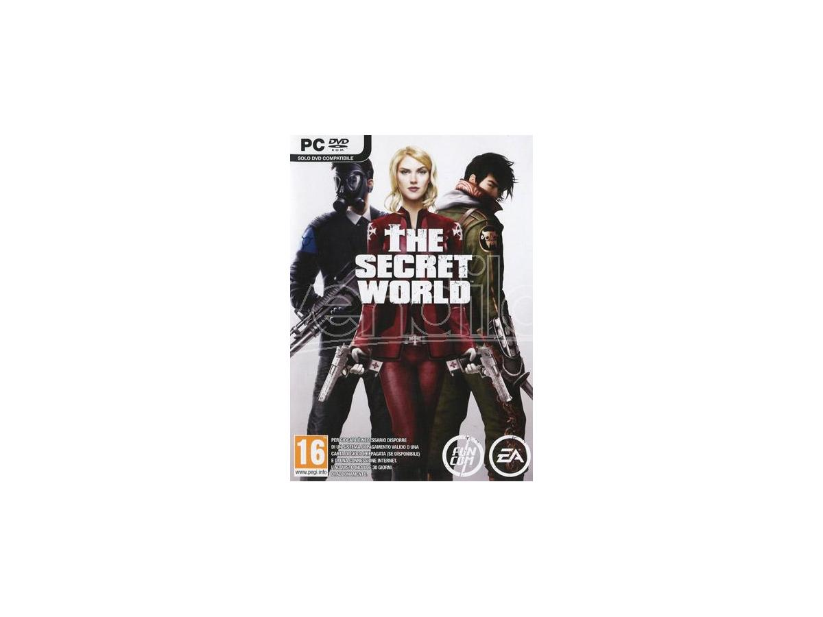THE SECRET WORLD AVVENTURA - GIOCHI PC