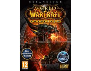 WORLD OF WARCRAFT CATACLYSM MMORPG - GIOCHI PC