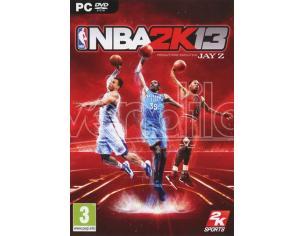 NBA 2K13 SPORTIVO - GIOCHI PC