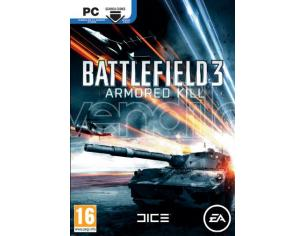 BATTLEFIELD 3: ARMORED KILL SPARATUTTO - GIOCHI PC
