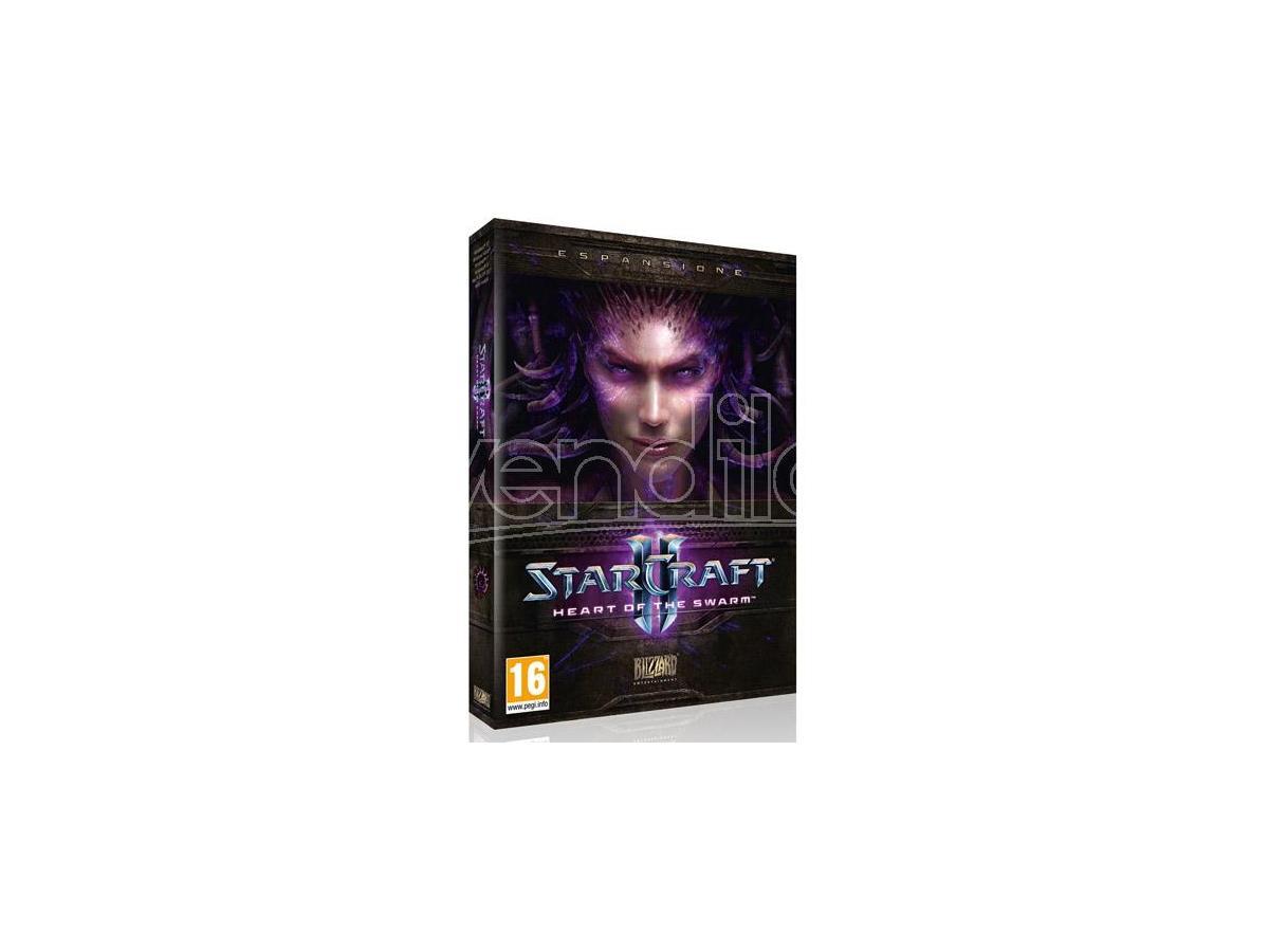 STARCRAFT 2:HEART OF THE SWARM STRATEGICO - GIOCHI PC