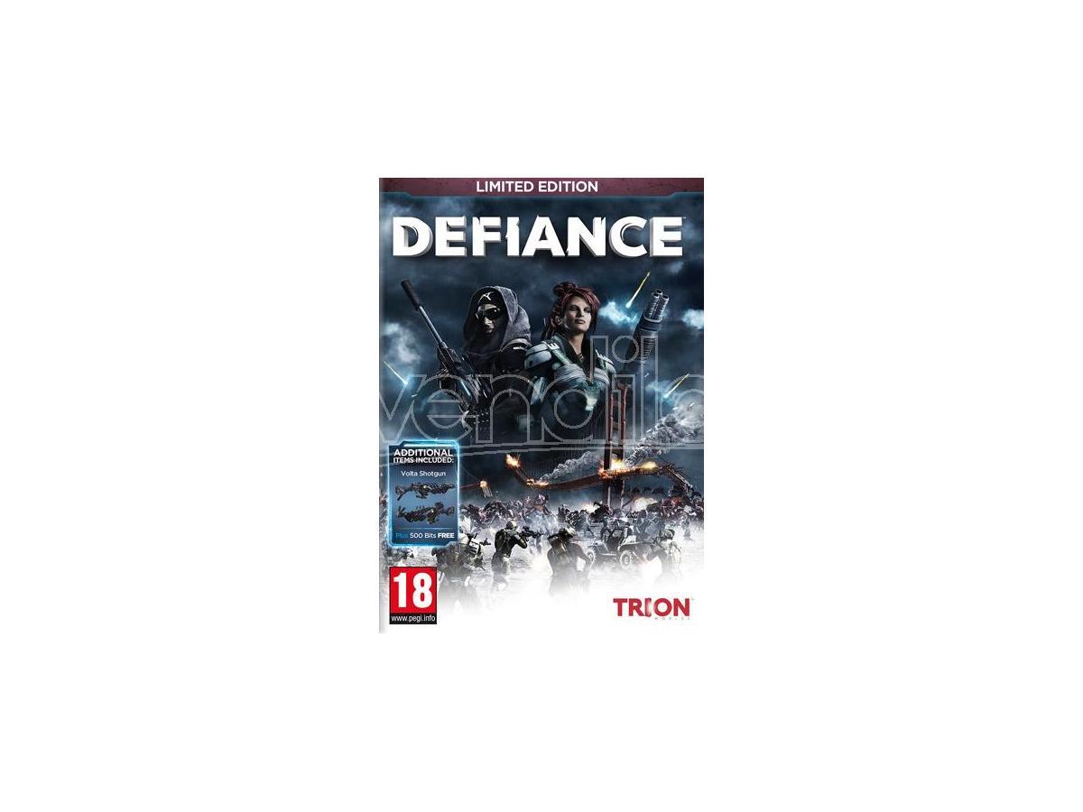 DEFIANCE LIMITED ED (DAYONE EDITION) SPARATUTTO - GIOCHI PC