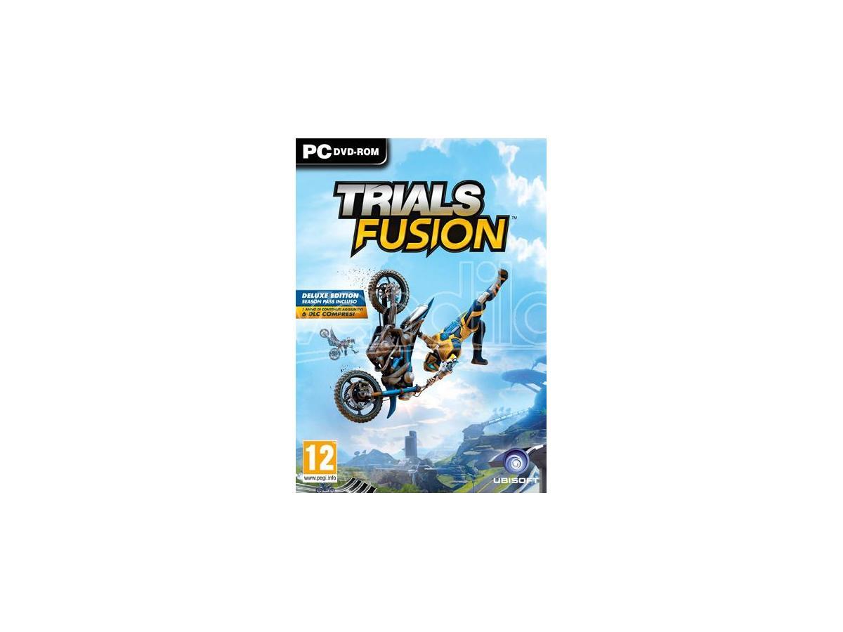 TRIALS FUSION GUIDA/RACING - GIOCHI PC